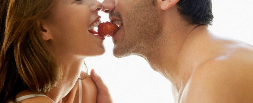 Foods for a better orgasm